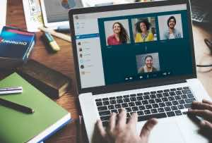 4 Advantages of VoIP Video Conferencing for SMB   Rhode