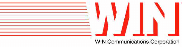 WIN Communications Corporation Logo